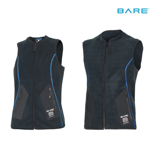 [4878] BARE SB SYSTEM MID LAYER VEST