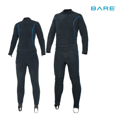 [4876] BARE SB SYSTEM MID LAYER 드라이 슈트 내피